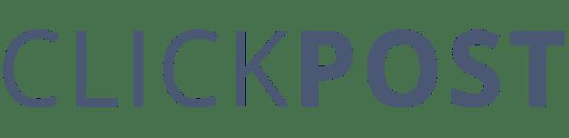 ClickPost Logo GREY