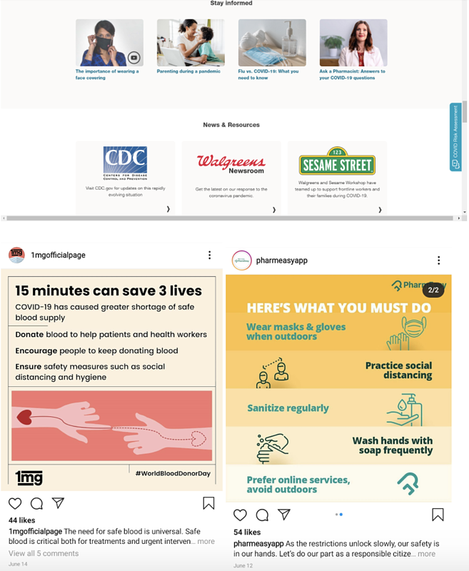health and wellness customer experience ecommerce content