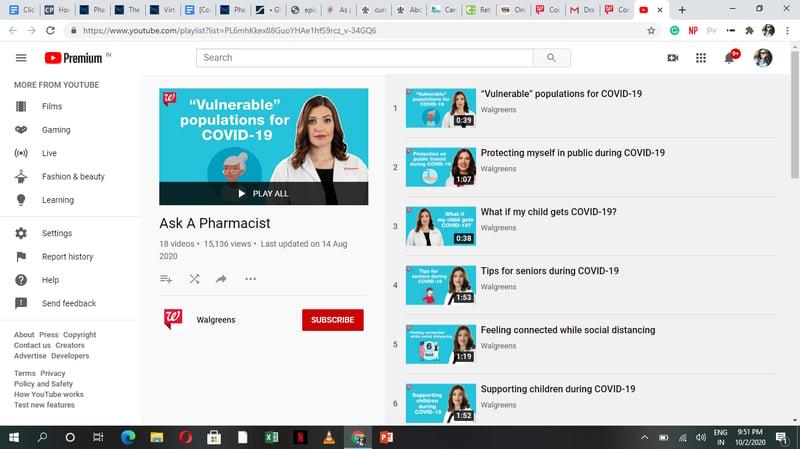 walgreens health and wellness ecommerce