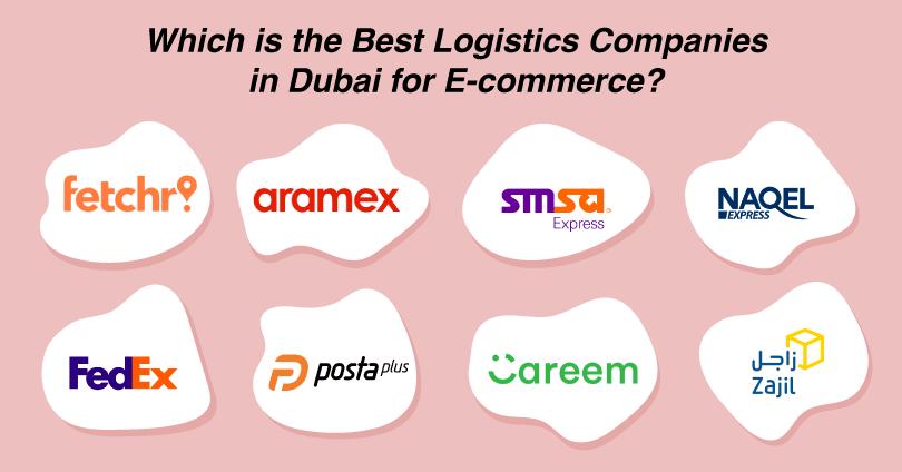 Top 10 Logistics Companies in Dubai for eCommerce