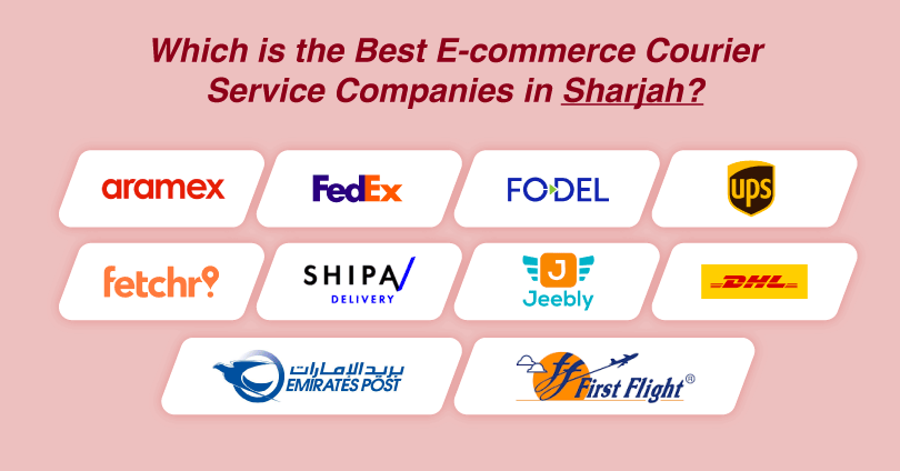 Top 10 Best Courier Service Companies in Sharjah [2021]
