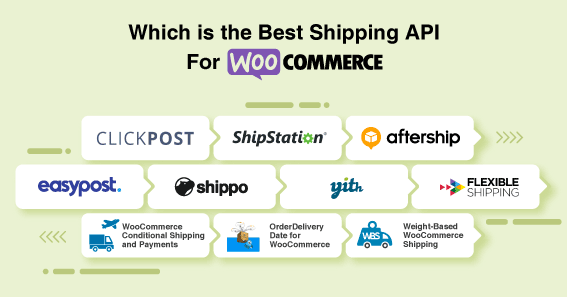 Best 10 WooCommerce Shipping API and Plugins for eCommerce
