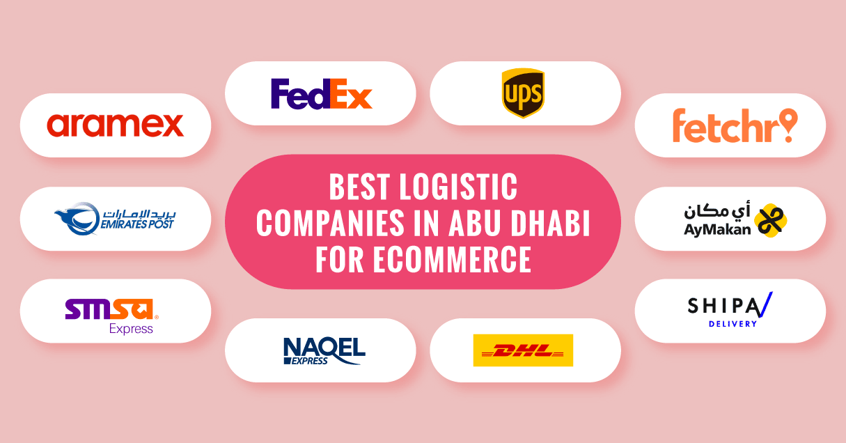 Top 10 Best Logistics Companies in Abu Dhabi for eCommerce