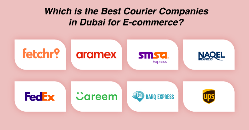 Best 10 Courier Companies in Dubai for eCommerce