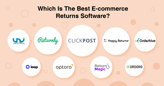Best 10 Product Returns Management Software for eCommerce Businesses