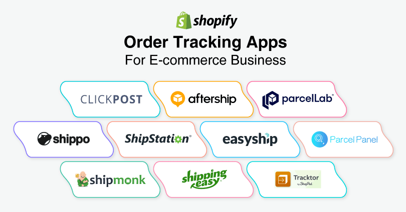 Top 10 Shopify Order Tracking Apps for eCommerce Business - Track Shopify Order Status