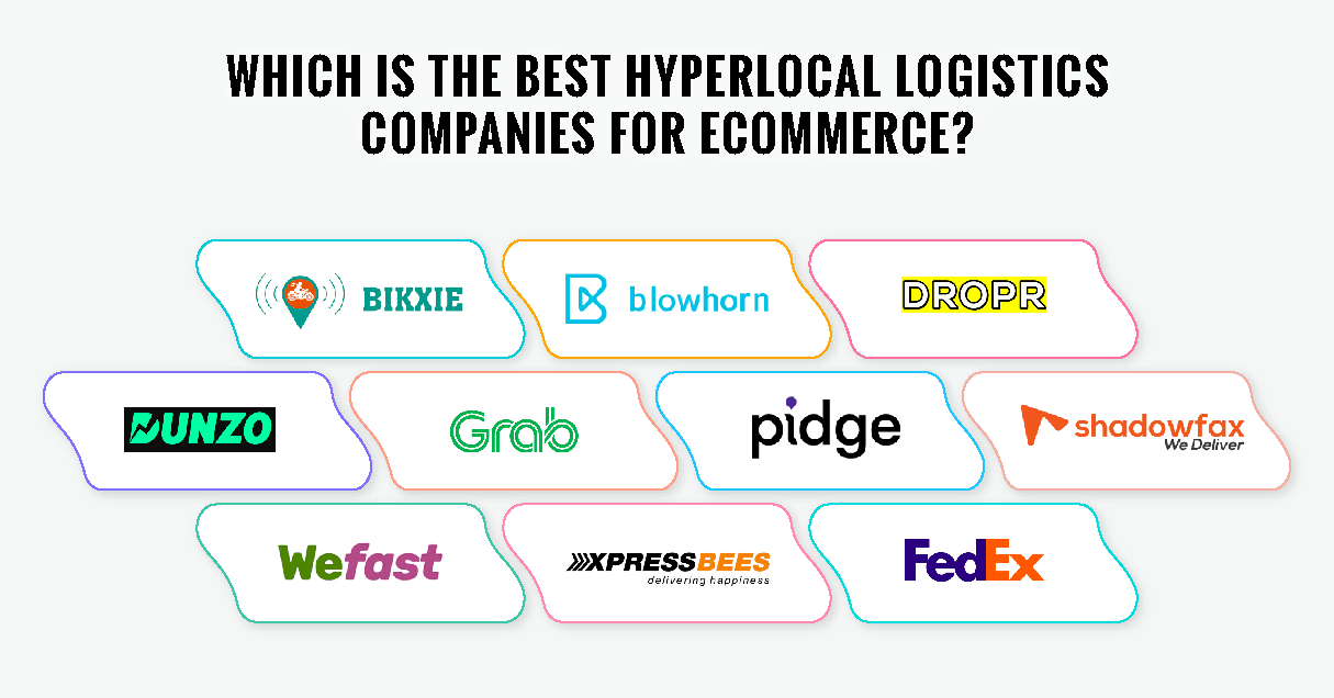 Everything You Need to Know About Hyperlocal Logistics in eCommerce