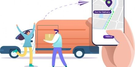 How Does the Courier Tracking System Work