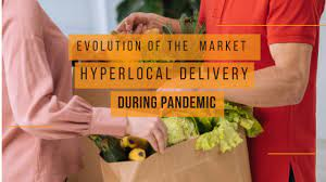 How Hyperlocal Delivery Startups Evolved During Covid-19 Pandemic