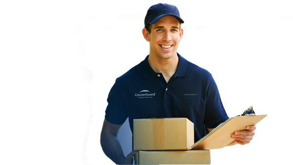 How to Tie Up With a Courier Company