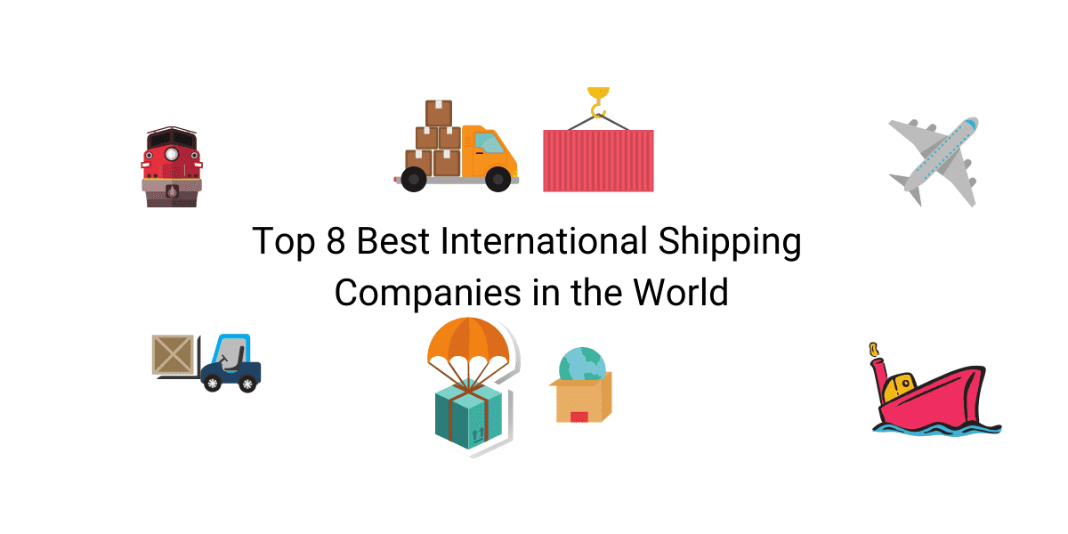 Top 10 Best International Courier Services When Shipping from India