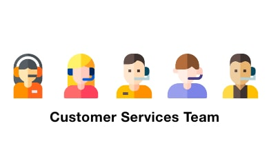 post-purchase experience with customer service team